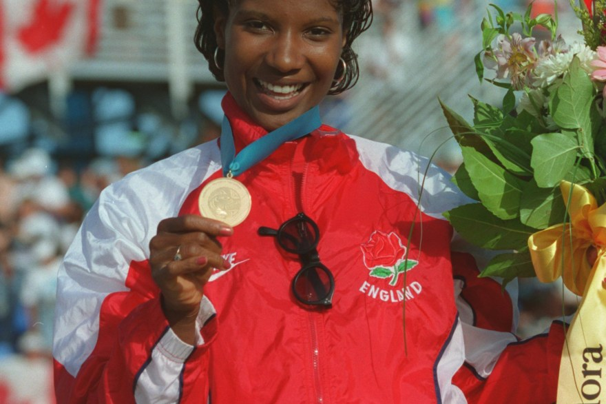 26 years since Denise Lewis secured her debut Commonwealth Games' gold