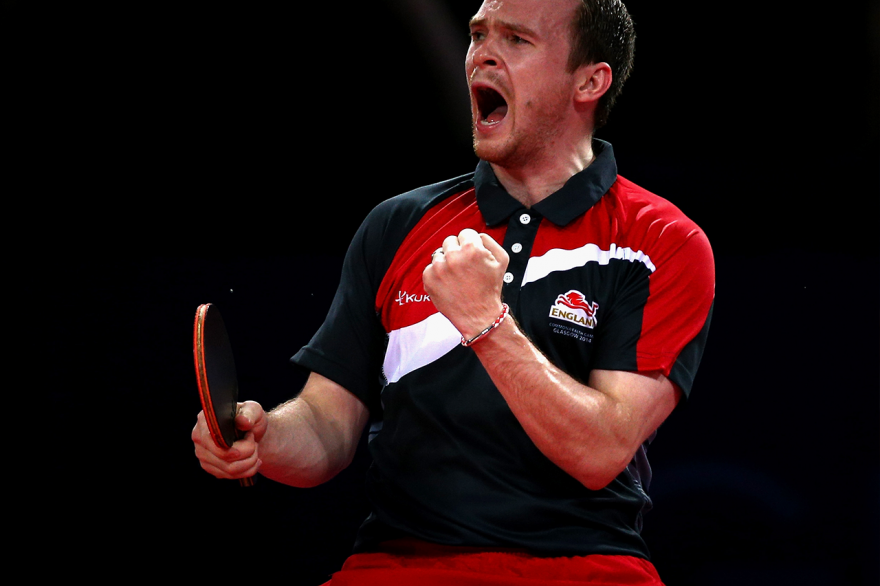 Team England announces table tennis players for 2018 Commonwealth Games