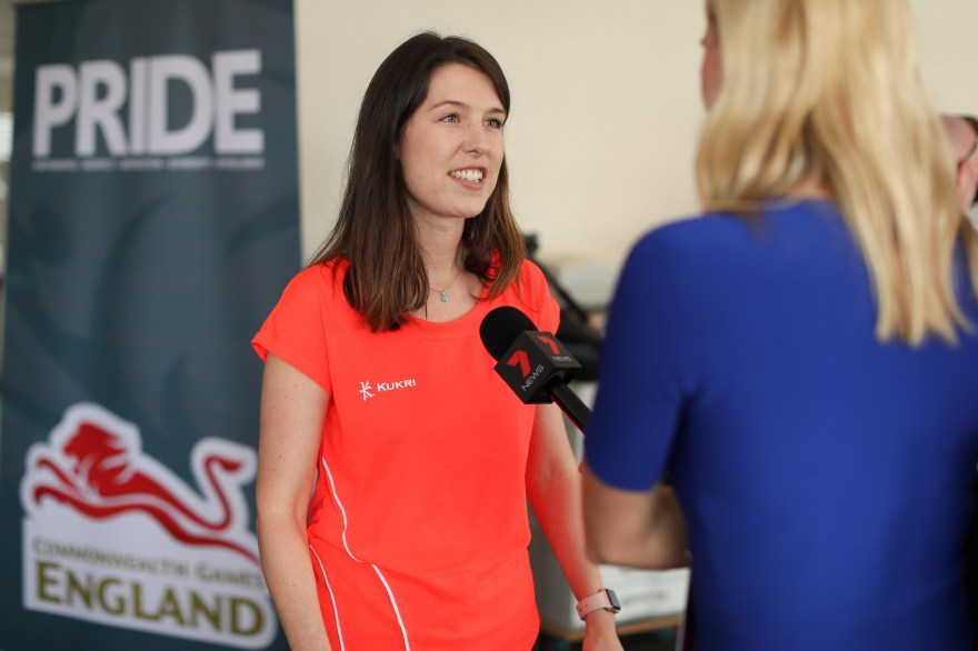 Francesca Carter-Kelly named Chef de Mission for 2021 Commonwealth Youth Games