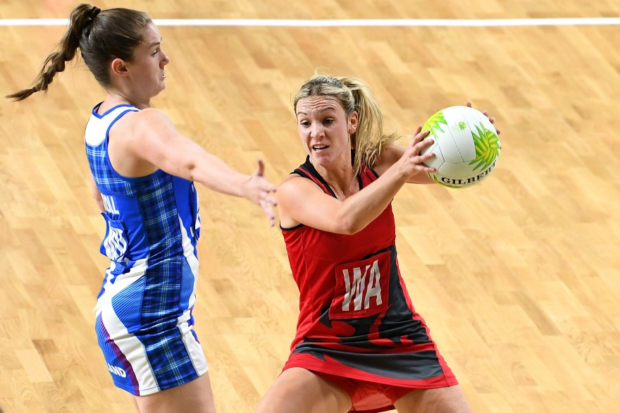 England beat South Africa to win bronze medal at Netball Nations Cup