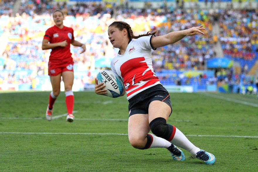 "Jess Breach: Team England selection a ""massive achievement"""