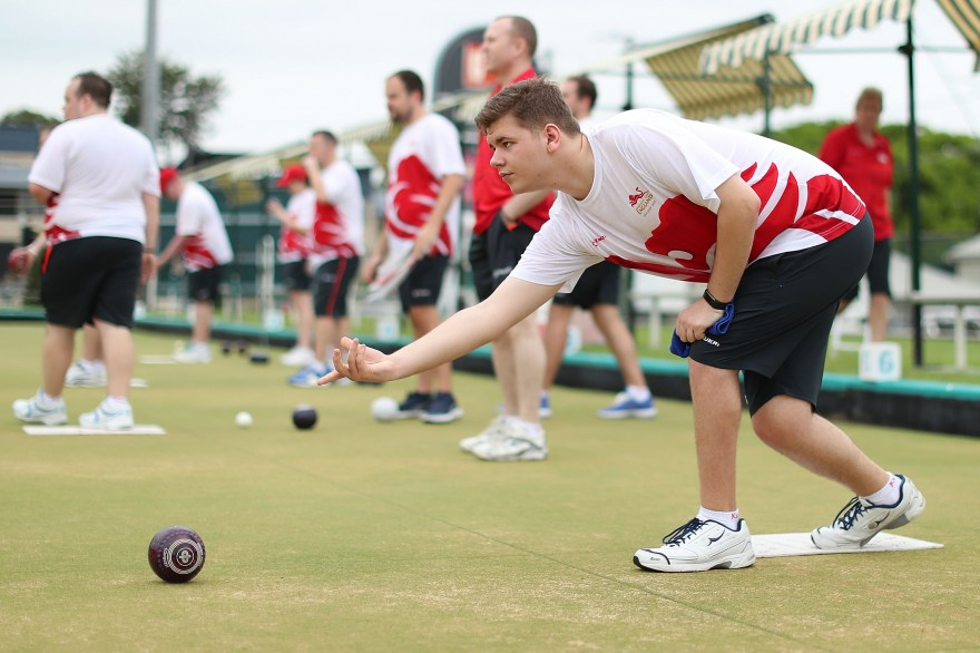 Team England lawn bowls star Kieran Rollings looking ahead to Birmingham 2022