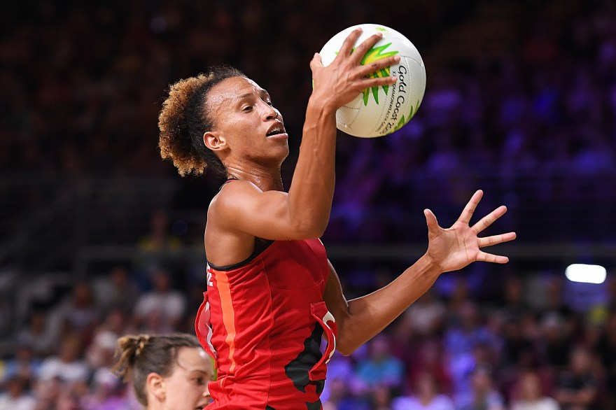 Eight Commonwealth champions selected for Netball World Cup squad