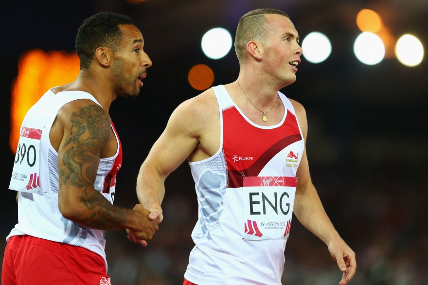 Team England update: Sophie Mckinna and Richard Kilty join the team