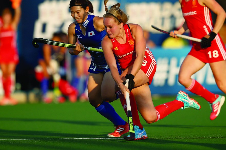 Women's hockey squad confirmed with three new additions