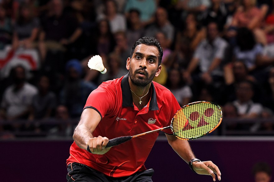 Rajiv Ouseph to retire from international badminton after worlds