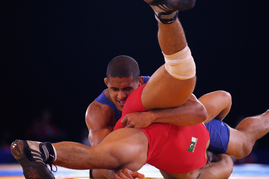 Team England add five wrestlers to Gold Coast 2018 team