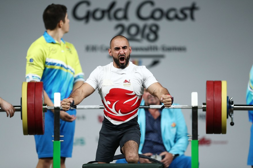 Ali Jawad hoping to overcome Crohn's to make the Paralympics and Commonwealth Games