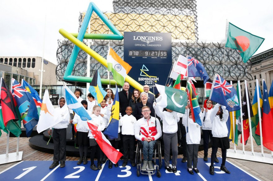 BBC confirmed as UK broadcaster for Birmingham 2022 Commonwealth Games