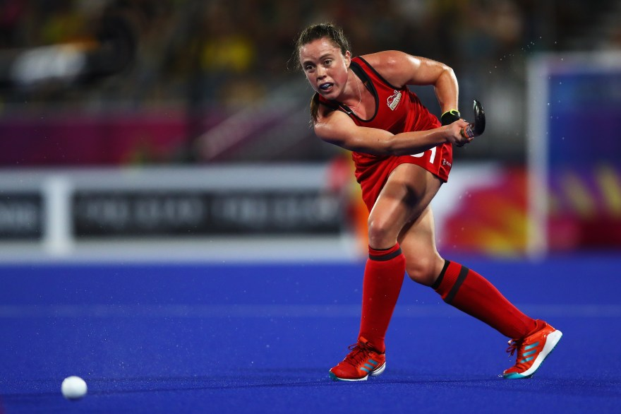 Balsdon hoping for more hockey success at World Cup