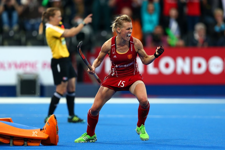 Women's hockey team aim for golden double