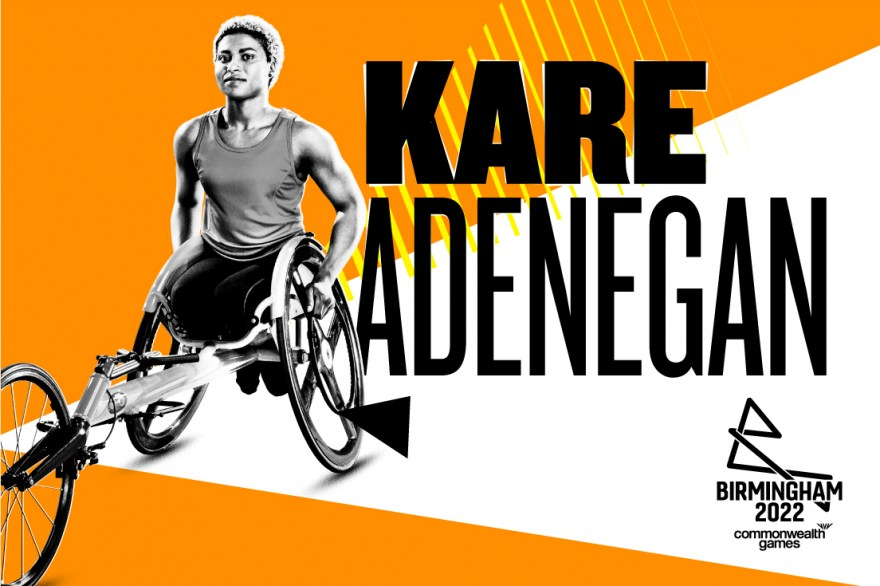 "Kare Adenegan: ""People can see para sport in a different way"""