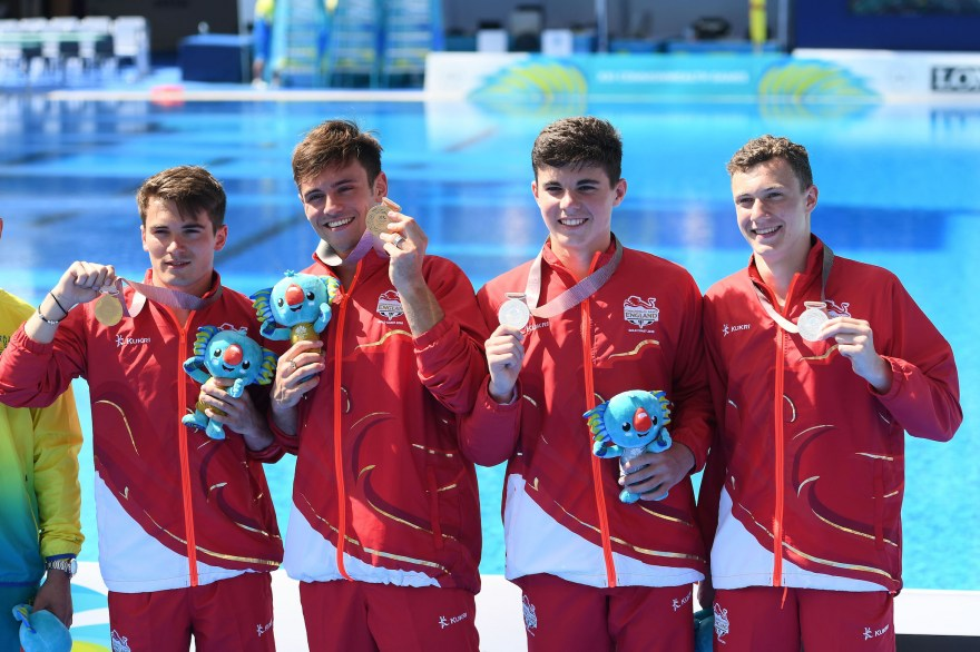Another England 1-2 as Daley and Goodfellow clinch Gold