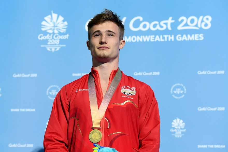 Jack Laugher: One year on from Gold Coast 2018