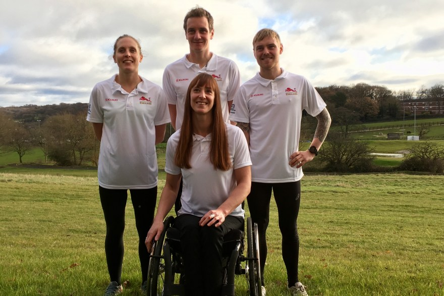 Team England announces triathlon and paratriathlon squad for 2018 Commonwealth Games