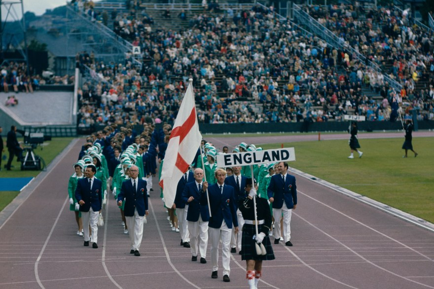 Edinburgh 1970 – Looking back at Team England 50 years on