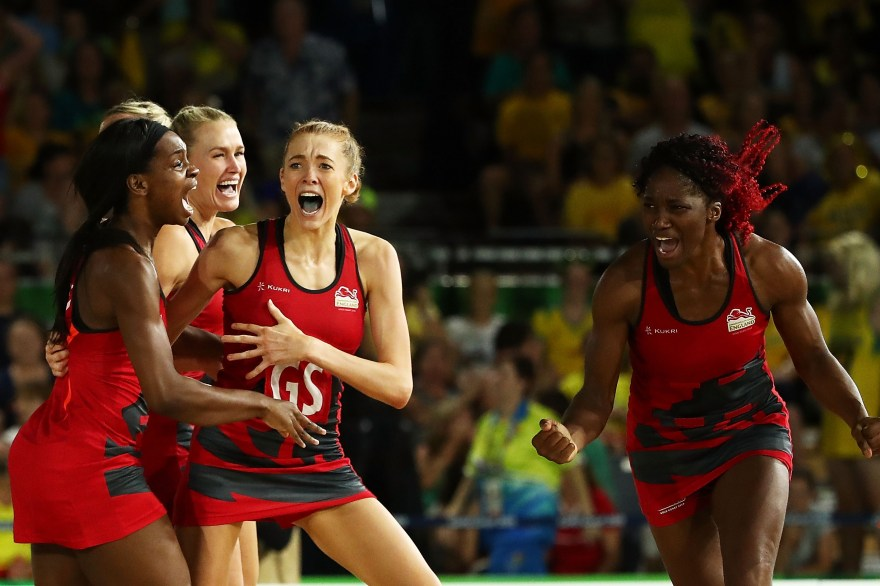 England Roses equal best ever Quad Series finish