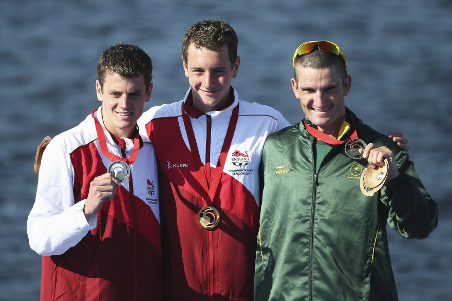 Team England on British soil – Looking back at Manchester 2002 and Glasgow 2014