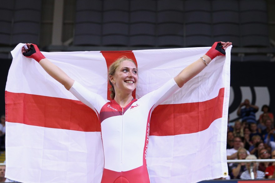 Kenny rounds off Euro Track Championships with Madison silver