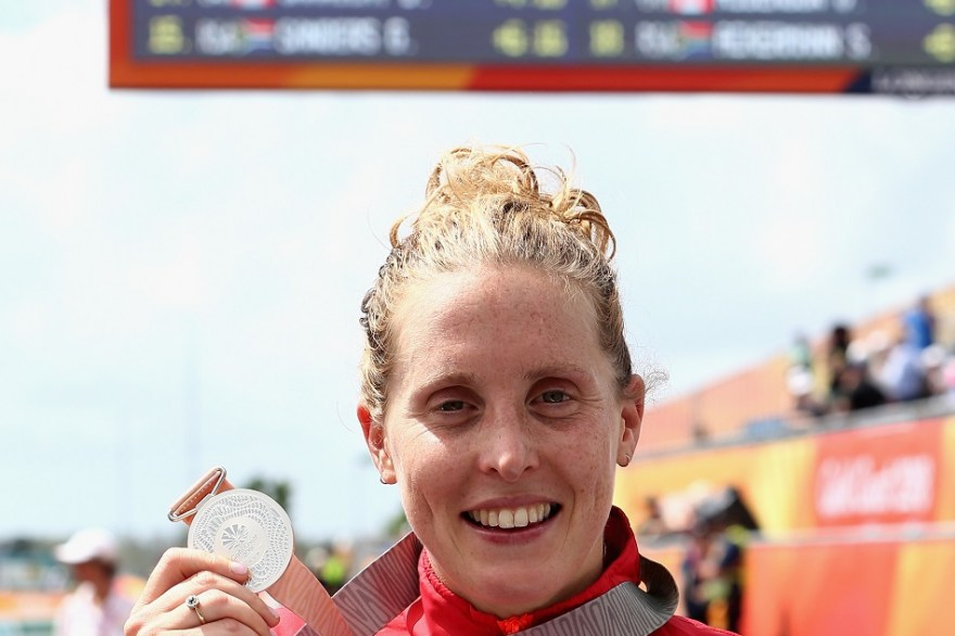 Jess Learmonth claims silver for Team England's first medal