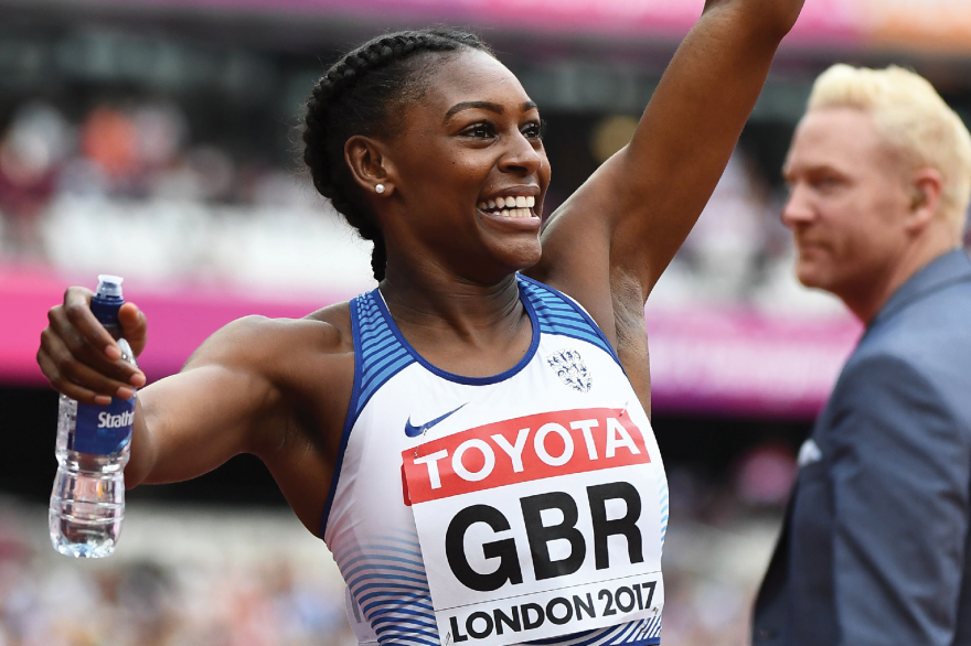 Perri Shakes-Drayton: From the ice to the Gold Coast