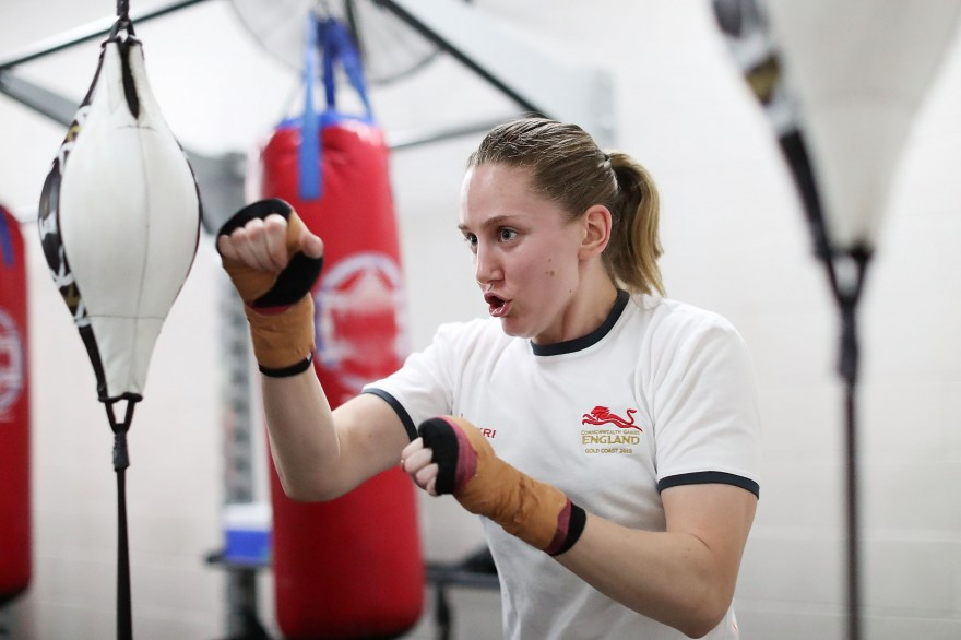 Gold Coast boxers in action at World Championships