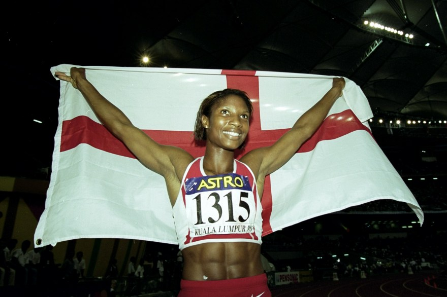 Team England President Denise Lewis talks Commonwealth significance