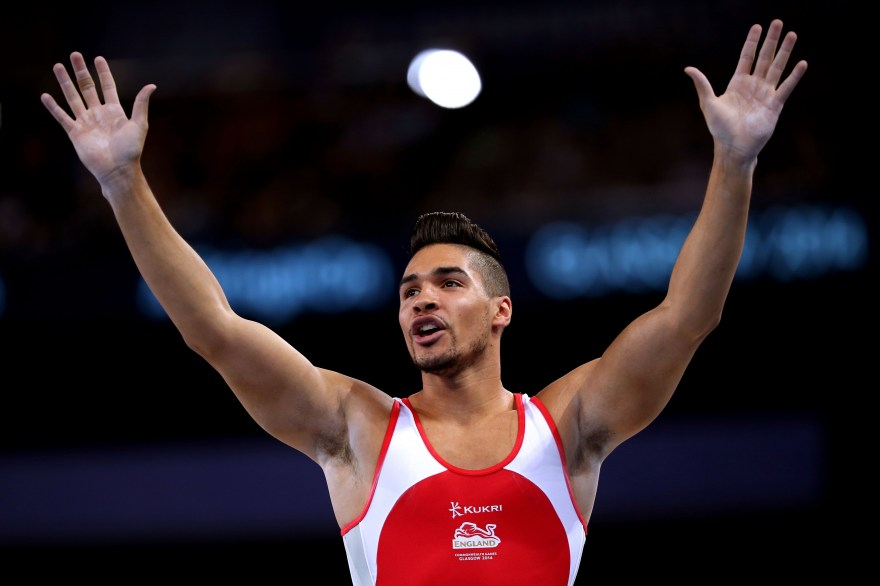 Louis Smith announces gymnastics retirement