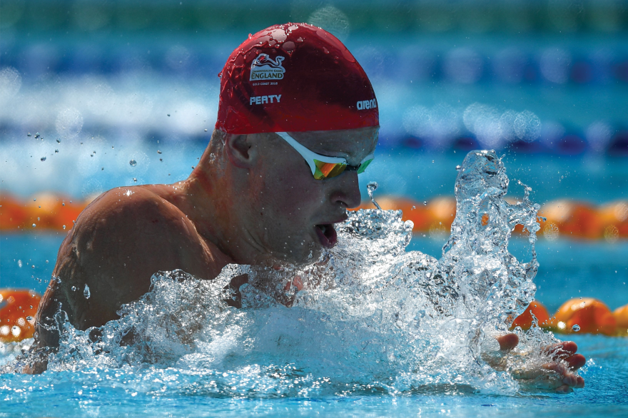 Peaty primed for Commonwealth glory on Day 3