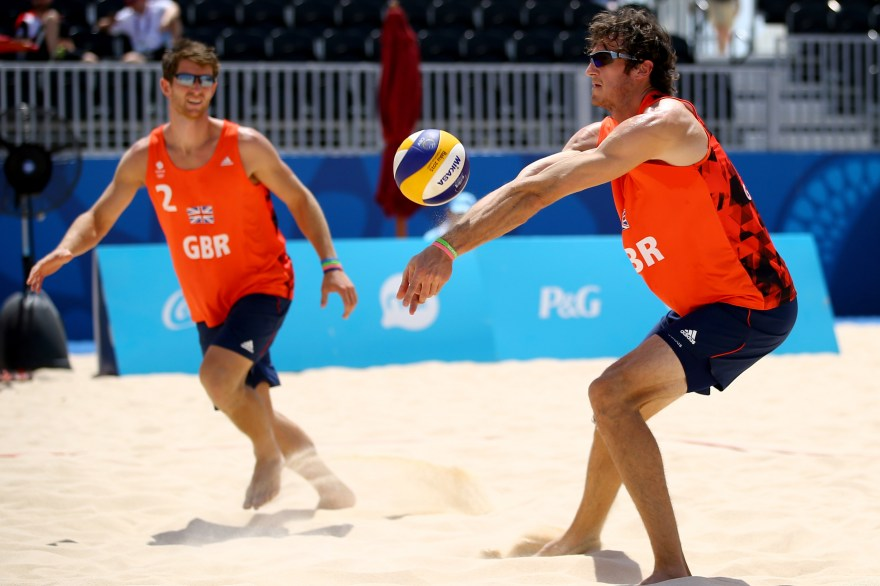 Team England Announces Beach Volleyball Pairs Selected for 2018 Commonwealth Games