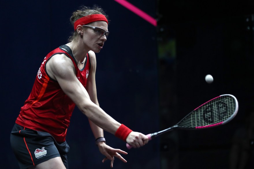 Sarah-Jane Perry seeking proactive approach to new Birmingham 2022 and squash leadership roles