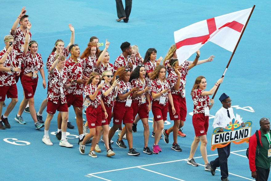 TEAM ENGLAND ANNOUNCES NEW SCHOLARSHIP FOR YOUNG ATHLETES