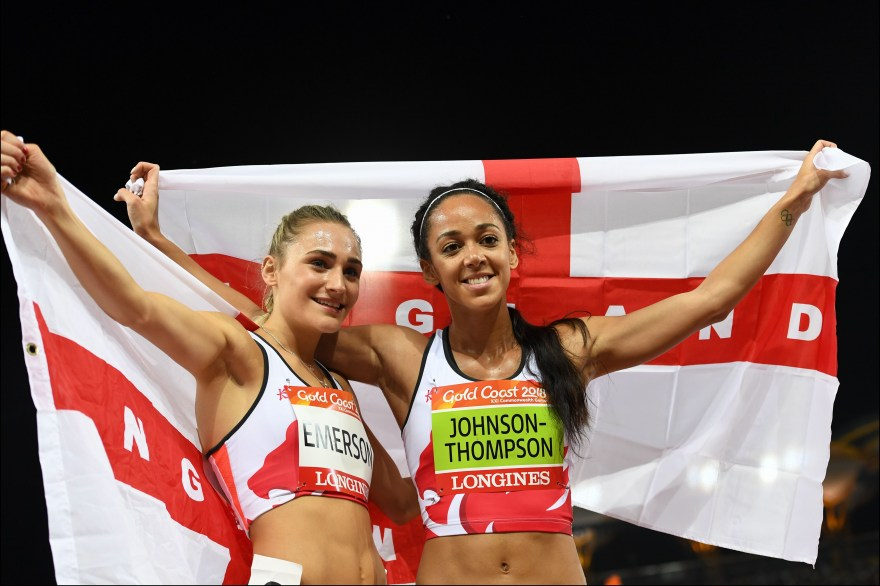 Pentathlon perfection for Team England pair