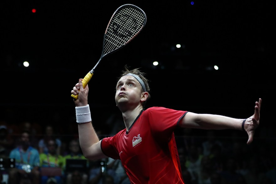 Willstrop rolls back the clock to win third national squash title
