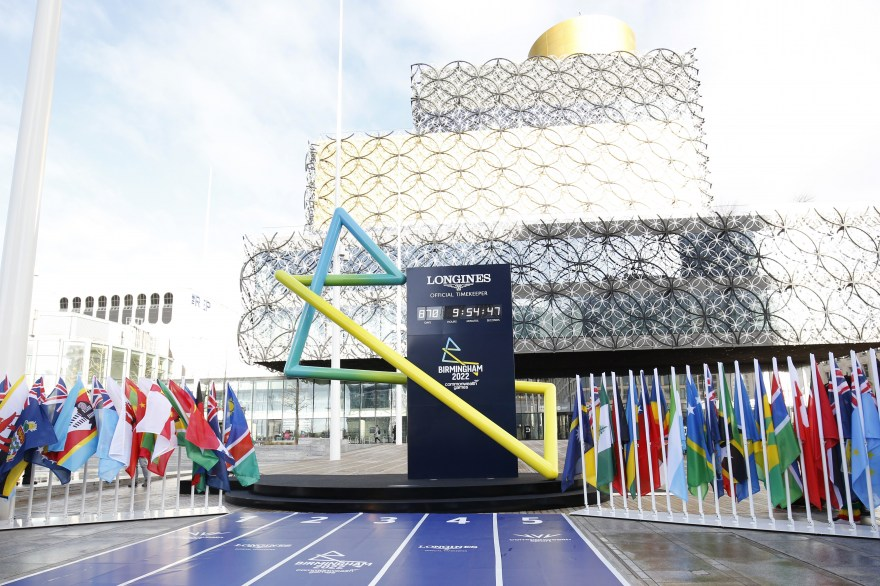 Team England announces Games-time leadership team for Birmingham 2022