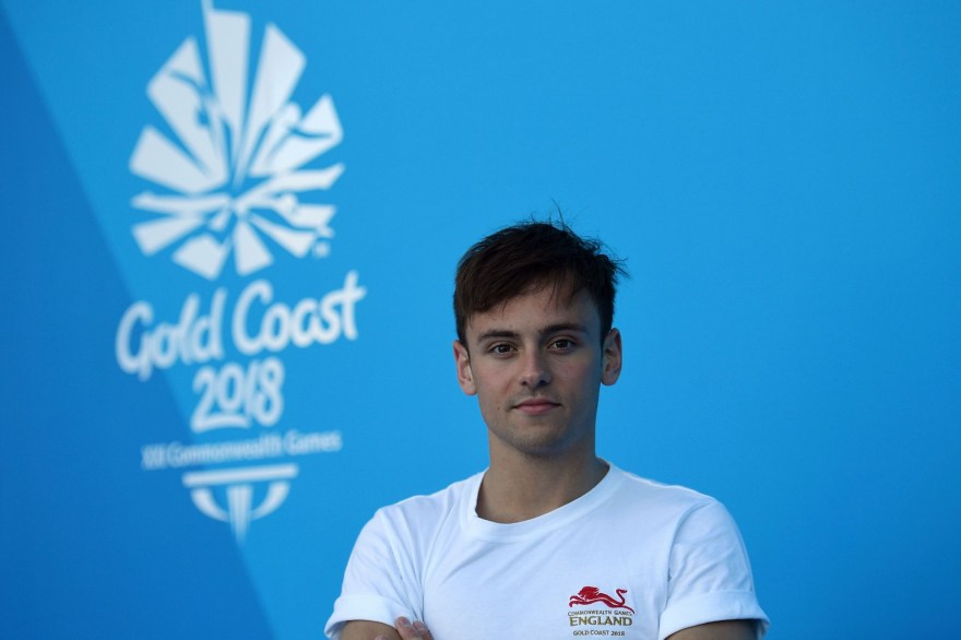 Statement: Tom Daley