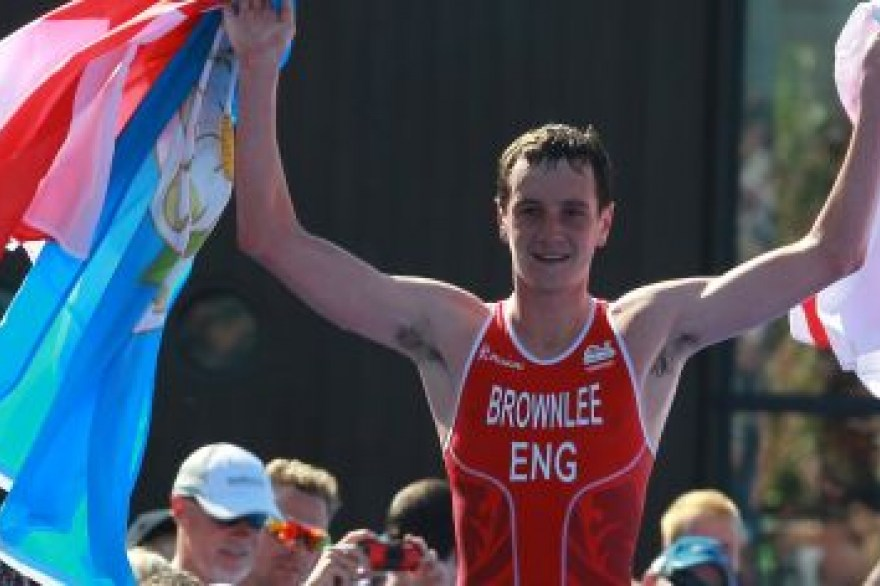 Brownlee targets third world title in 2015