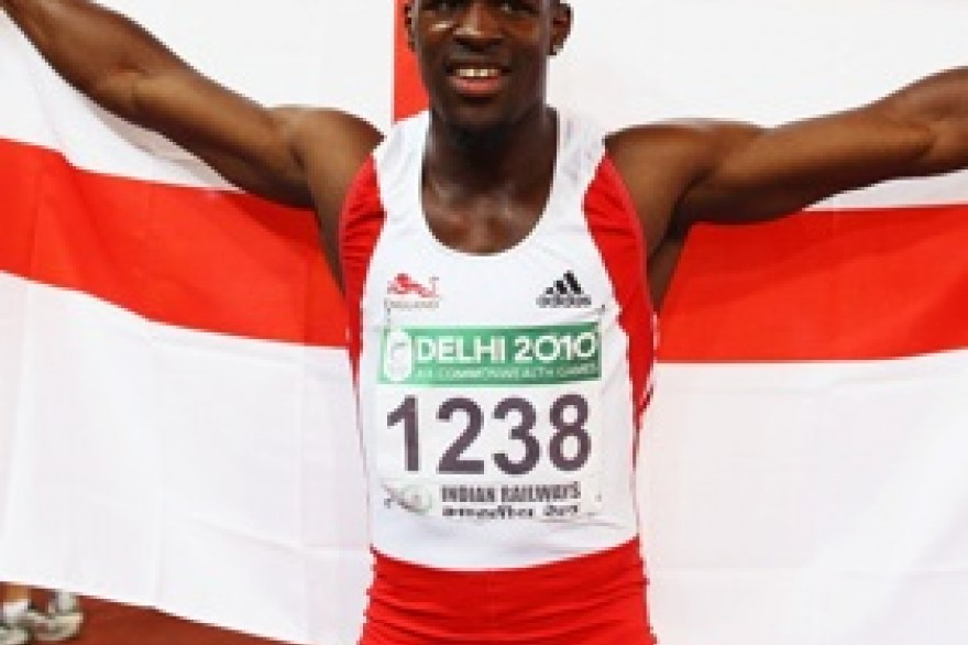 Athletics: Baptiste back for a gold