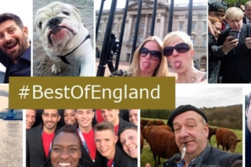 The best of #BestOfEngland - May 2015