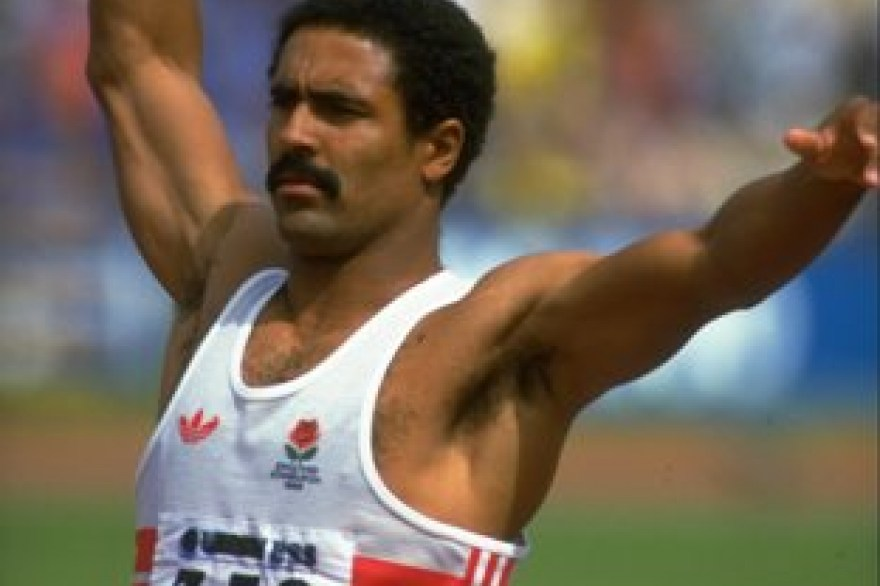 Daley Thompson wishes he was competing in Delhi