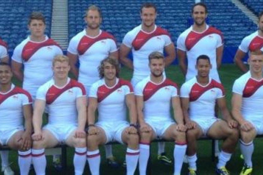 England make three changes for Vancouver Sevens