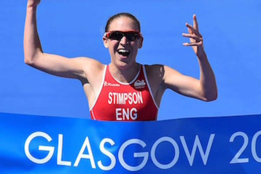 Meet the Ambassador: Commonwealth Champion Jodie Stimpson