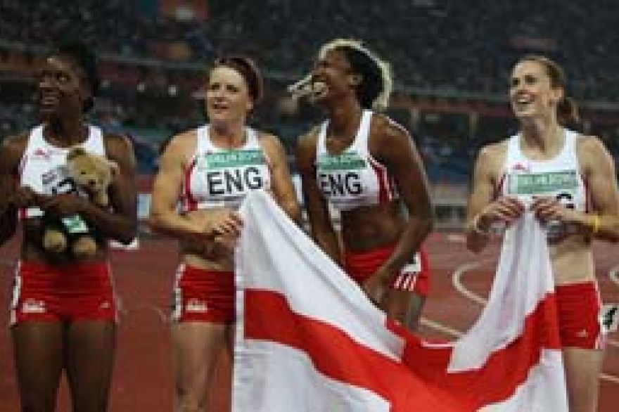 Athletics: Endacott wins gold and gets silver