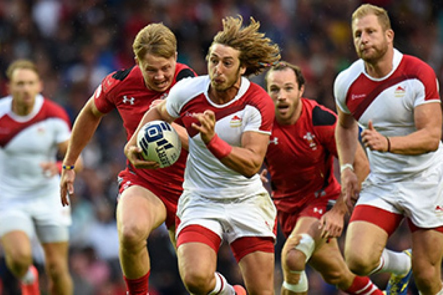 England sevens squad prepare for World Series opener