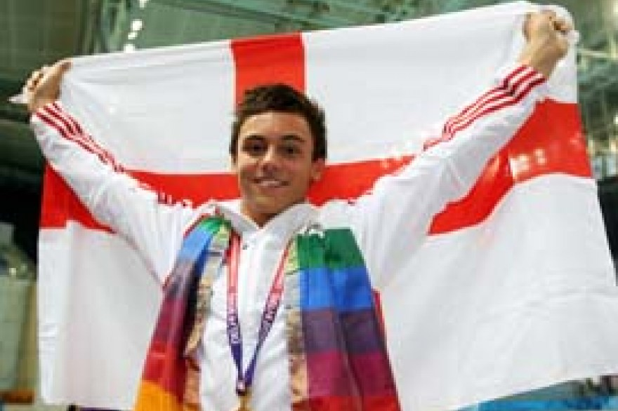 "Diving: Daley's ""dive of his life"" for Delhi gold"