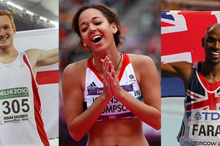 Team England Athletics squad selected for Glasgow 2014