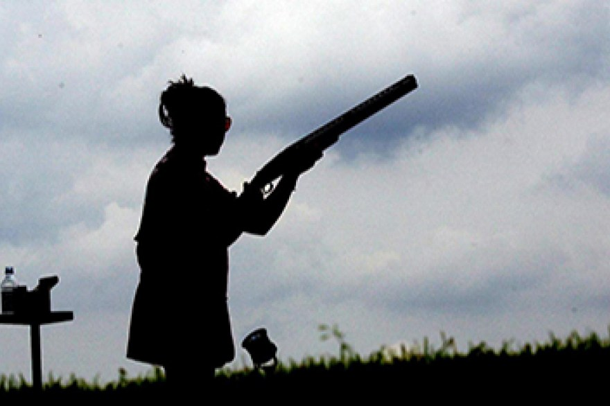 England confirm clay target shooting team