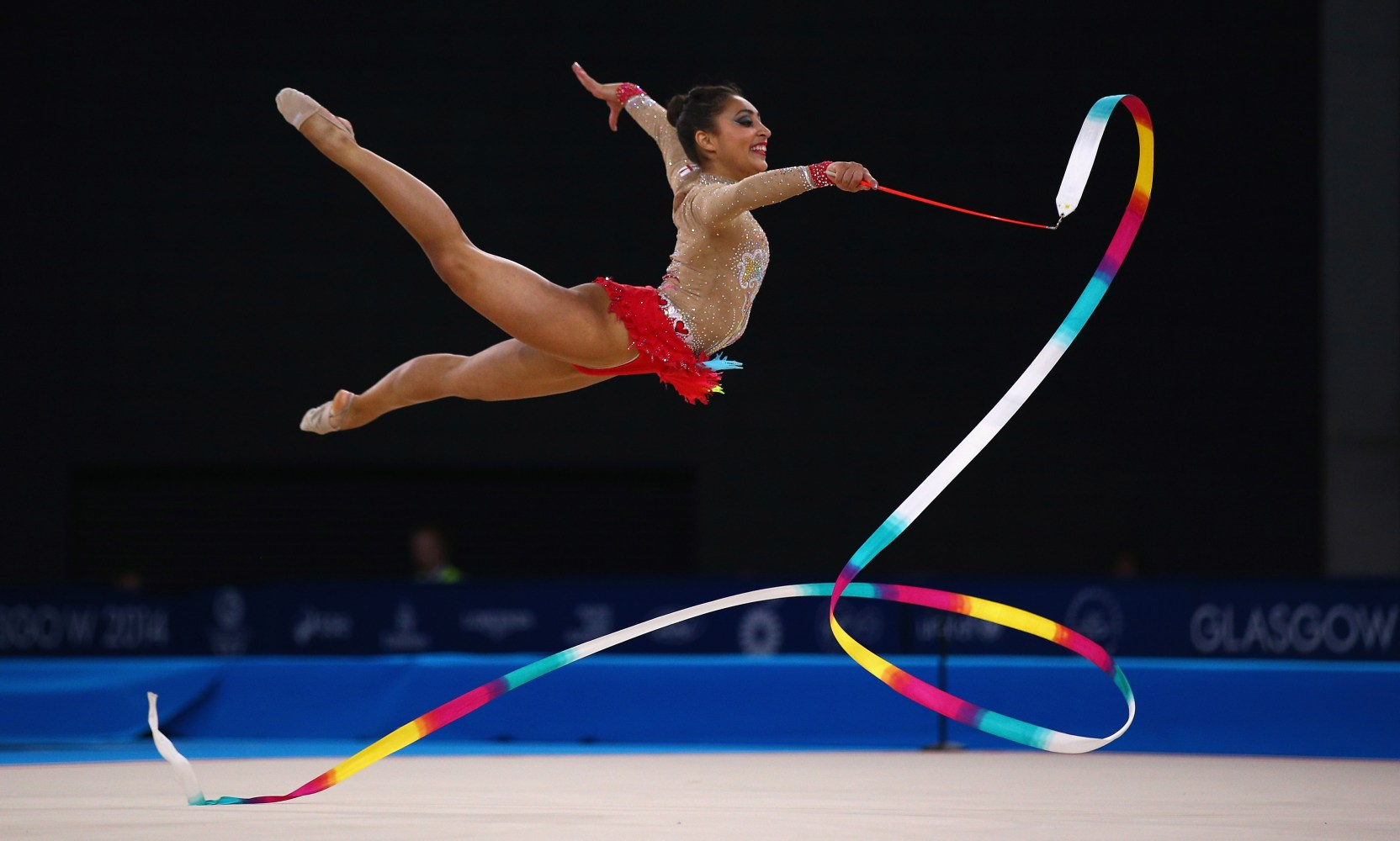 team england select three rhythmic gymnasts for gold coast